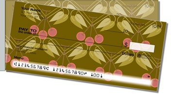 Lindgren Fruit Side Tear Personalized Checks