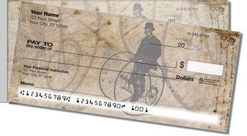Vintage Bicycle Side Tear Checks