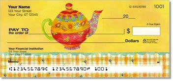 Zipkin Tea Design Checks