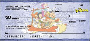 The Flintstones Personal Checks