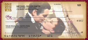 Gone with the Wind Personal Checks