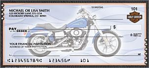 Harley-Davidson Personal Checks