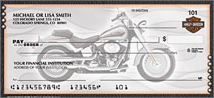Harley-Davidson Personalized Checks
