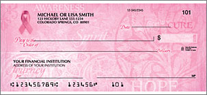 Hope for the Cure Personal Checks