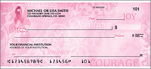 Hope for the Cure Personalized Checks