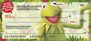 Disney The Muppets Personal Checks