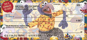 Disney The Muppets Personalized Checks