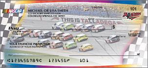 NASCAR Collections Checks