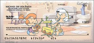 Pebbles Personalized Checks