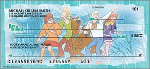 Scooby-Doo Mystery Inc Personal Checks