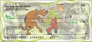 Scooby-Doo Mystery Inc Checks