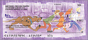 Scooby-Doo Mystery Inc Design Checks