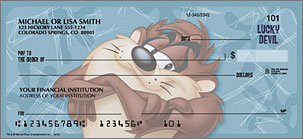 Taz Personal Checks