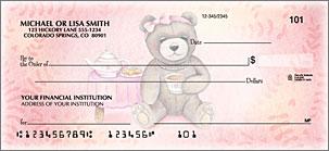 Teddy Bears Personal Checks