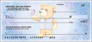 Teddy Bears Personalized Checks