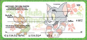 Tom and Jerry Design Checks
