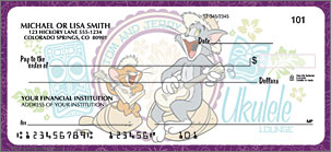 Tom and Jerry Personalized Checks