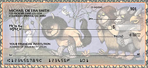 Where the Wild Things Are Personal Checks