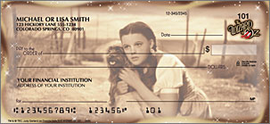The Wizard of Oz Personal Checks