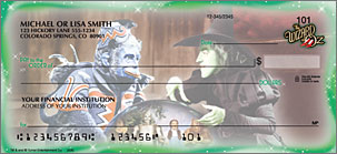 The Wizard of Oz Personalized Checks