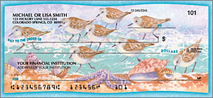 Wonders of the Sea Personalized Checks
