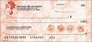 Zen Inspirational Personalized Checks